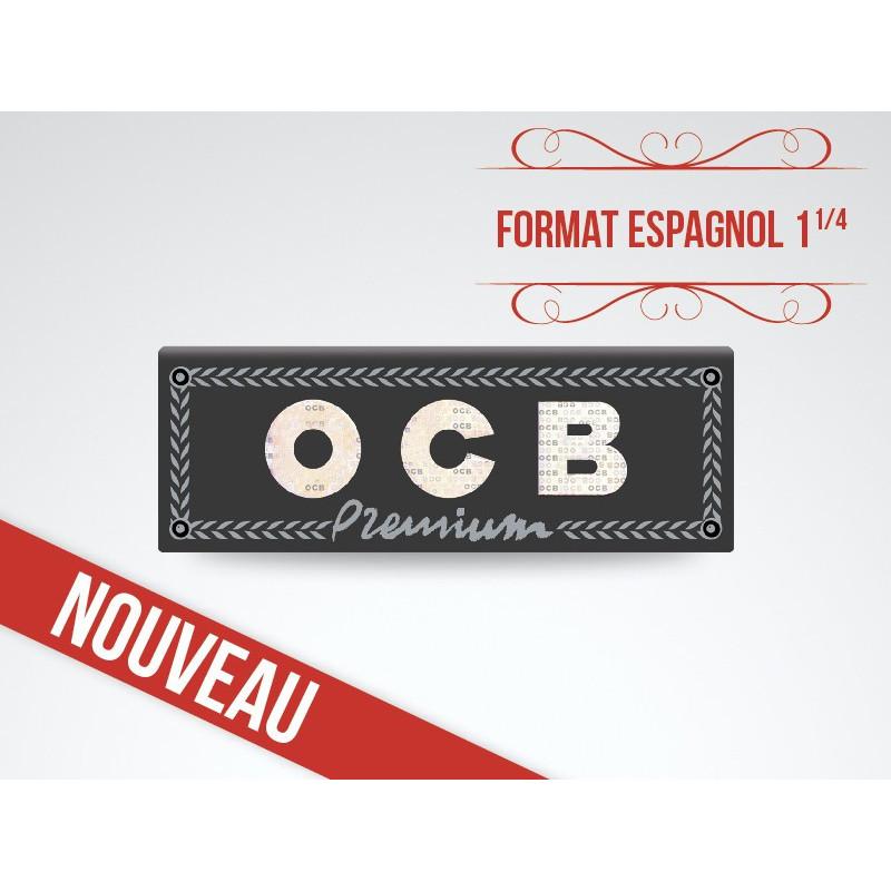 Papier OCB PREMIUM 1 1/4 Espagnol