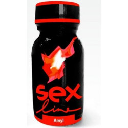 Poppers Sexline Rouge Amyl 13 ml