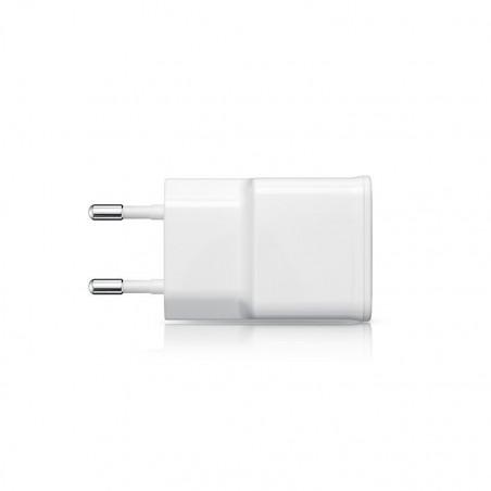 Chargeur Secteur Samsung Origine 2A Blanc