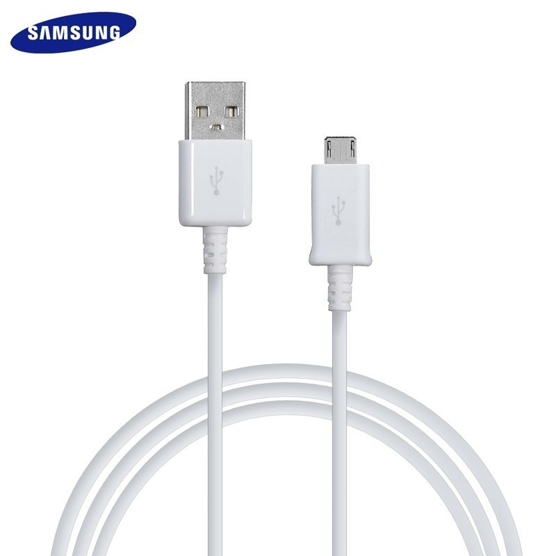 Cable noir Samsung Micro USB 5 broches 1.5 m