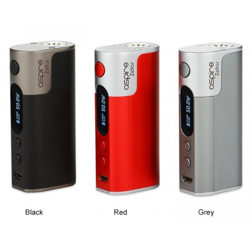 BOX ZELOS 50 W - ASPIRE