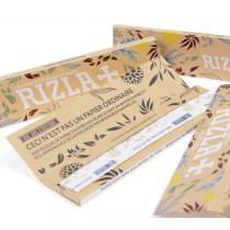Papier Rizla+ slim natura de 32 feuilles à rouler