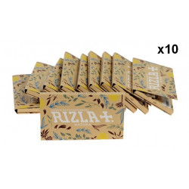 Papier Rizla + natura regular - 100 feuilles à rouler