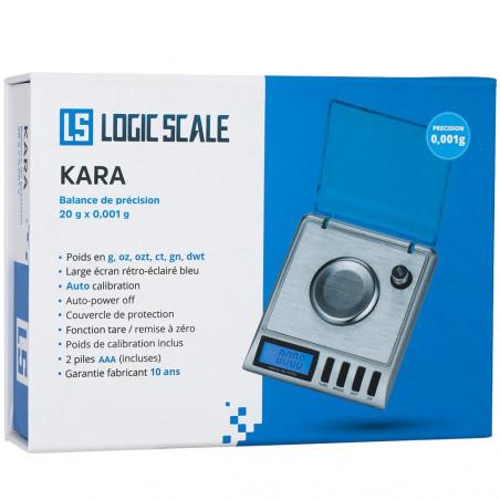 BALANCE Logic Scale Kara HAUTE PRÉCISION 20g  0.001 g