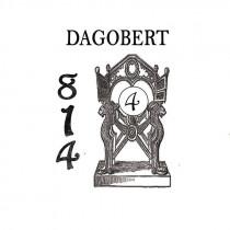 E-LIQUIDE DAGOBERT - 814