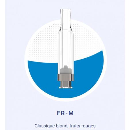 3 X Cartouche FR M - classique blond, caramel - Alfatech AXS - pré-remplie 2 ml
