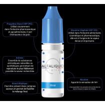 FR4 E-LIQUIDE ALFALIQUID ORIGINAL CLASSIQUE