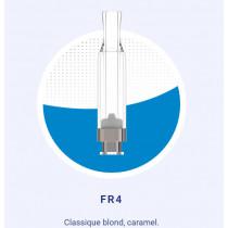 Cartouche FR 4 - classique blond, caramel - Alfatech AXS - pré-remplie 2 ml