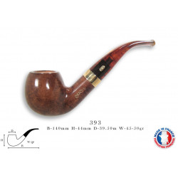 PIPE CHACOM CHURCHILL 9 MM 184