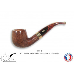 PIPE CHACOM CHURCHILL 268 - 9 MM