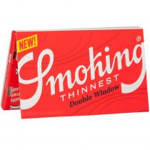 25 X Carnet de Smoking Thinnest King size – 120 feuilles