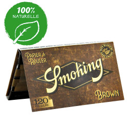 Carnet de Smoking Brown – 120 feuilles