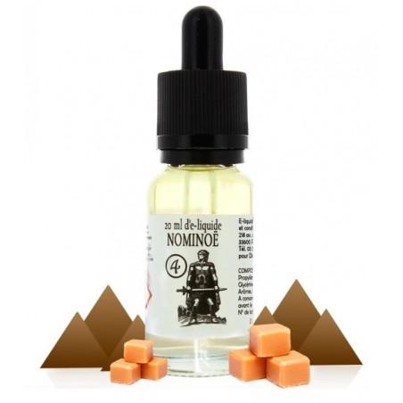 E-LIQUIDE NOMINOË - Classic Caramel Beurre Salé - 814