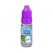 E-LIQUIDE PREMIUM FRAISE MENTHE  - ICE SENSATION - CONCEPTAROME