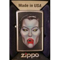 Briquet Zippo Dracula