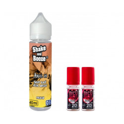 E-LIQUIDE ANGEL + NICOSHOOT 10ML - SHAKE N BOOZE