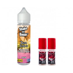 E-LIQUIDE DREAM ISLAND + NICOSHOOT 10ML - SHAKE N BOOZE
