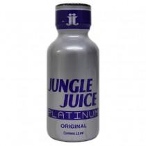 poppers Jungle Juice Platinum en 15ml lockerroom pour soirée en boîte de nuit.