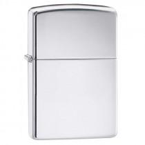 High polish chrome briquet  Zippo, garantie à vie pour allumer votre cigarette de tous les jours.