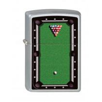 Snooker table billard 8 bandes briquet  Zippo, garantie à vie pour allumer votre cigarette de tous les jours.