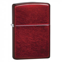 Candy apple red, Zippo, garantie à vie pour allumer votre cigarette de tous les jours.