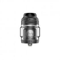 RTA Zeus X - Geek vape - plateau double coil, couleur noir