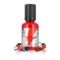 Arôme concentré Anglais Red Astaire 30ml - T-JUICE - pas cher -fruits rouges, anis, menthol.