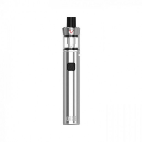 Kit Tyro inox - vaptio - cigarette électronique pour débutant - compact et léger - Pas cher