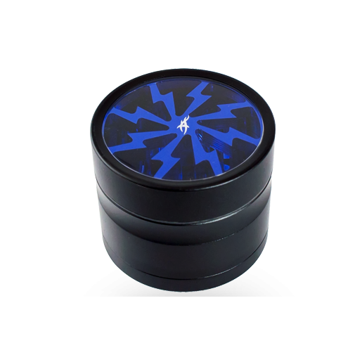 Grinder polinator mini Thorinder bleu- After grow - Broyeur de tabac