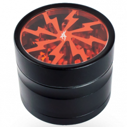 Grinder polinator mini Thorinder orange - After grow - Broyeur de tabac