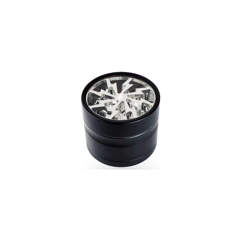 Grinder polinator mini Thorinder silver - After grow - Broyeur de tabac