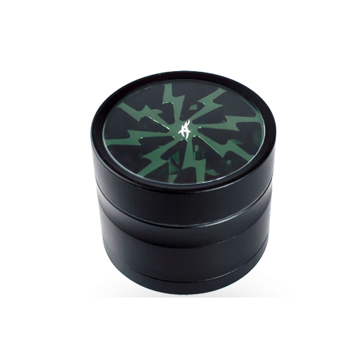Grinder polinator mini Thorinder vert - After grow - Broyeur de tabac