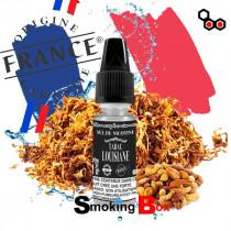 Arome et liquide bio Louisiane au saveur tabac blond grillé et  florale en sel de nicotine. Gros fumeur.