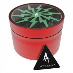 Grinder polinator mini Thorinder rouge-vert - After grow - Broyeur de tabac