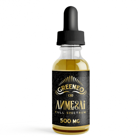 Greeneo Anmesai - E-Liquide CBD Full Spectrum et Terpènes