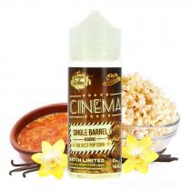 Liquide et arome cinema - Clouds of Icarus - pop corn - crème vanille - gourmand
