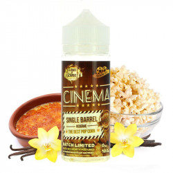 Liquide et arome cinema - Clouds of Icarus - pop corn - crème vanille - gourmand