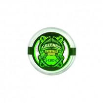 Cristaux CBD Pure 500mg - Greeneo
