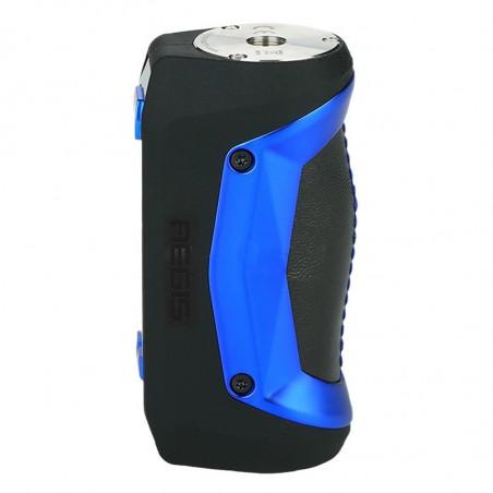 Box Aegis Mini 2200 mAh - Geek Vape - noir bleu - imperméable - étanche à la poussière - antichoc - original