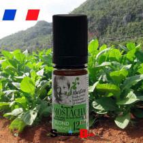 E-liquide Mostacha - BLOND MENTHOLE Tabac du sud-ouest de la france - Martinel productrice Grateloup St-Gayrand