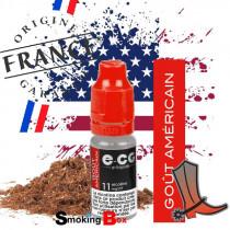 E-liquide AMERICAIN VAP E-CG
