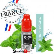 e-liquide menthe fraiche sensation fraicheur ecg e-cg ocb buraliste pas cher origine france garantie cigarette electronique