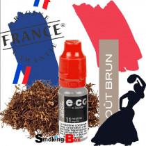 E-liquide tabac GOUT BRUN E-CG VAP
