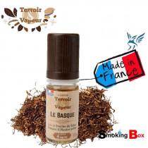 Liquide et arome tabac brun naturel pour les fumeur de tabac à rouler - français (Tabac) - Terroir & Vapeur