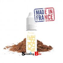 Liquide tabac Liquideo jolie blonde, blond sec, légèrement corsé, liquide cigarette electronique bon marché.