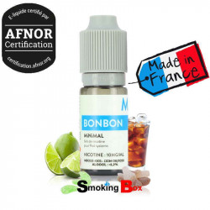 Liquide Bonbon cola citron vert - The Fuu Minimal - sel de nicotine - gros fumeur