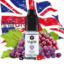 E-liquide saveur raisin, Vype, pour les amateurs de fruits frais bien mûr et juteux.