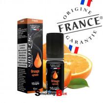 liquide et arome orange agrume - silvercig - origine france garantie - pas cher - buraliste