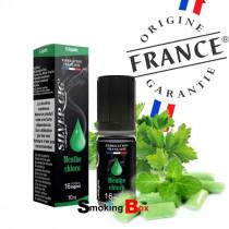 liquide et arome menthe chloro - silvercig - origine france garantie - pas cher - buraliste
