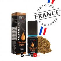 liquide et arome tabac blond original - silvercig - origine france garantie - pas cher